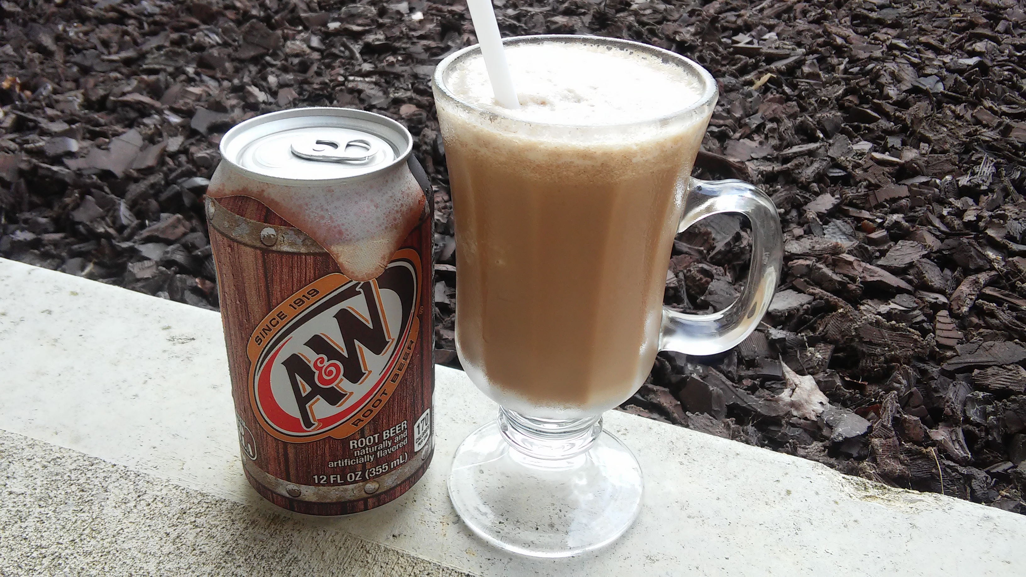 Low-Calorie Root Beer Mocha Frappe Tammy Lynn