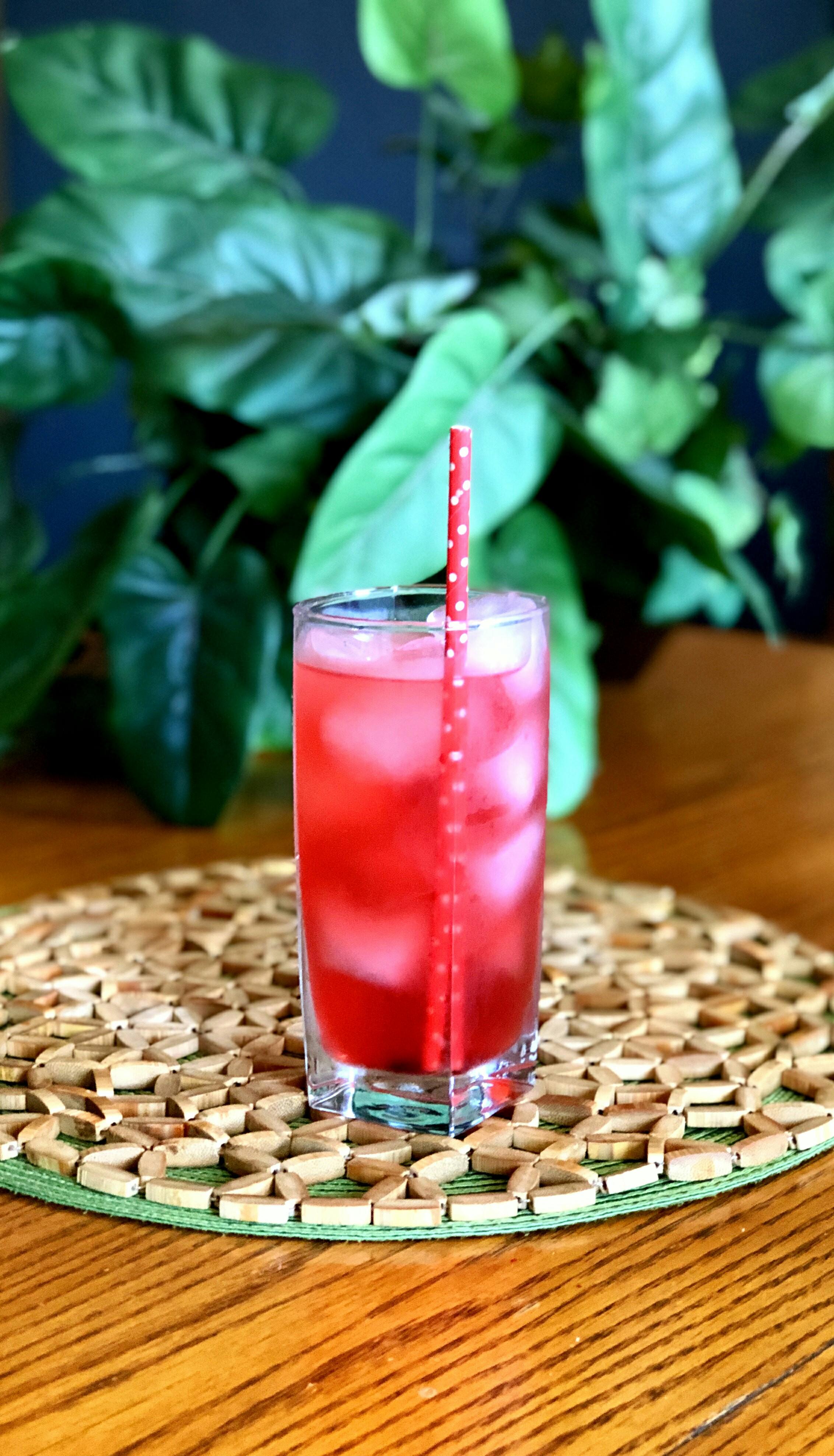 Strawberry Guava Spritzer