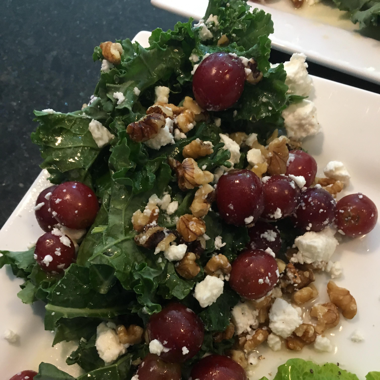 Christie's Salad Amanda Potter