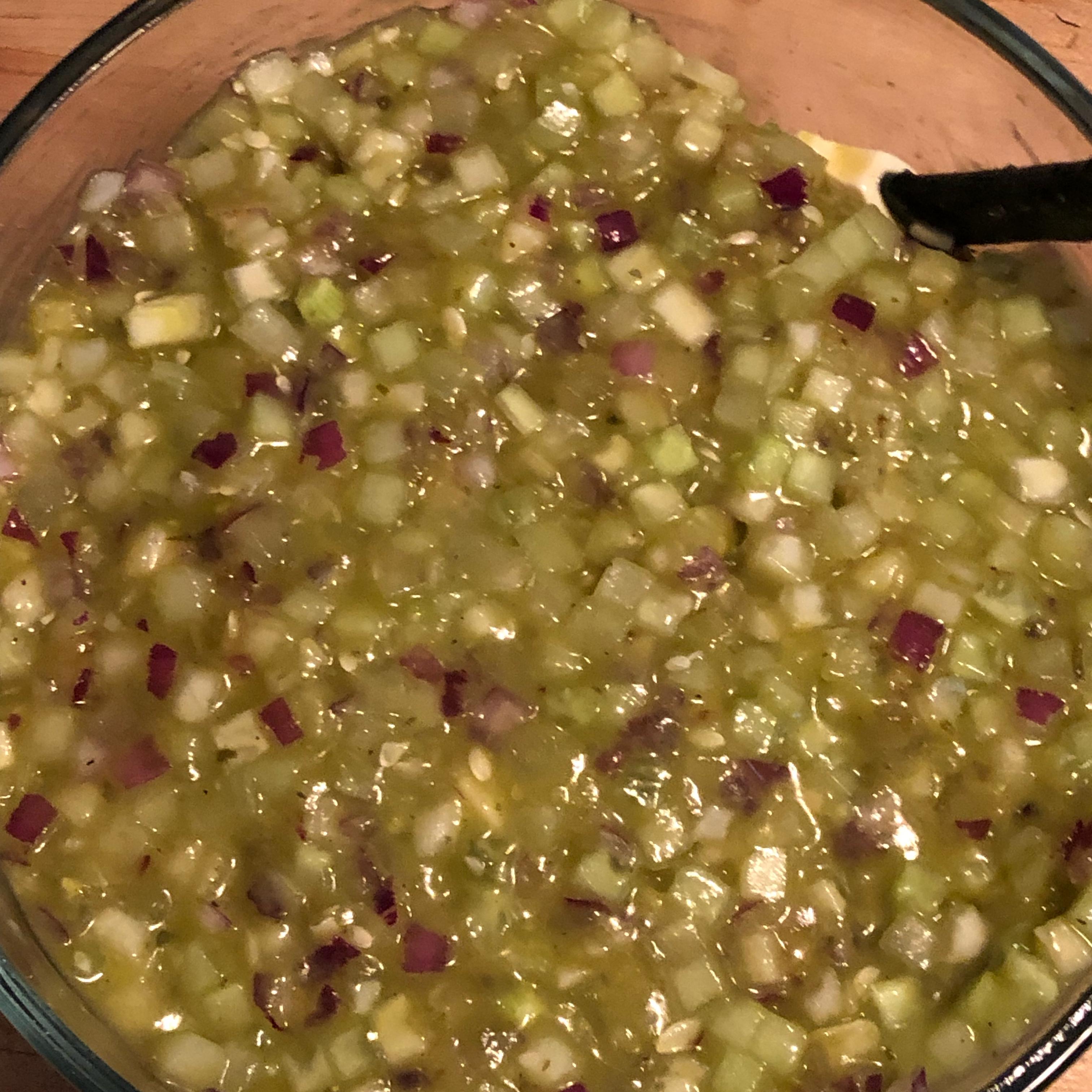 Fennel Cucumber Salsa workmreg