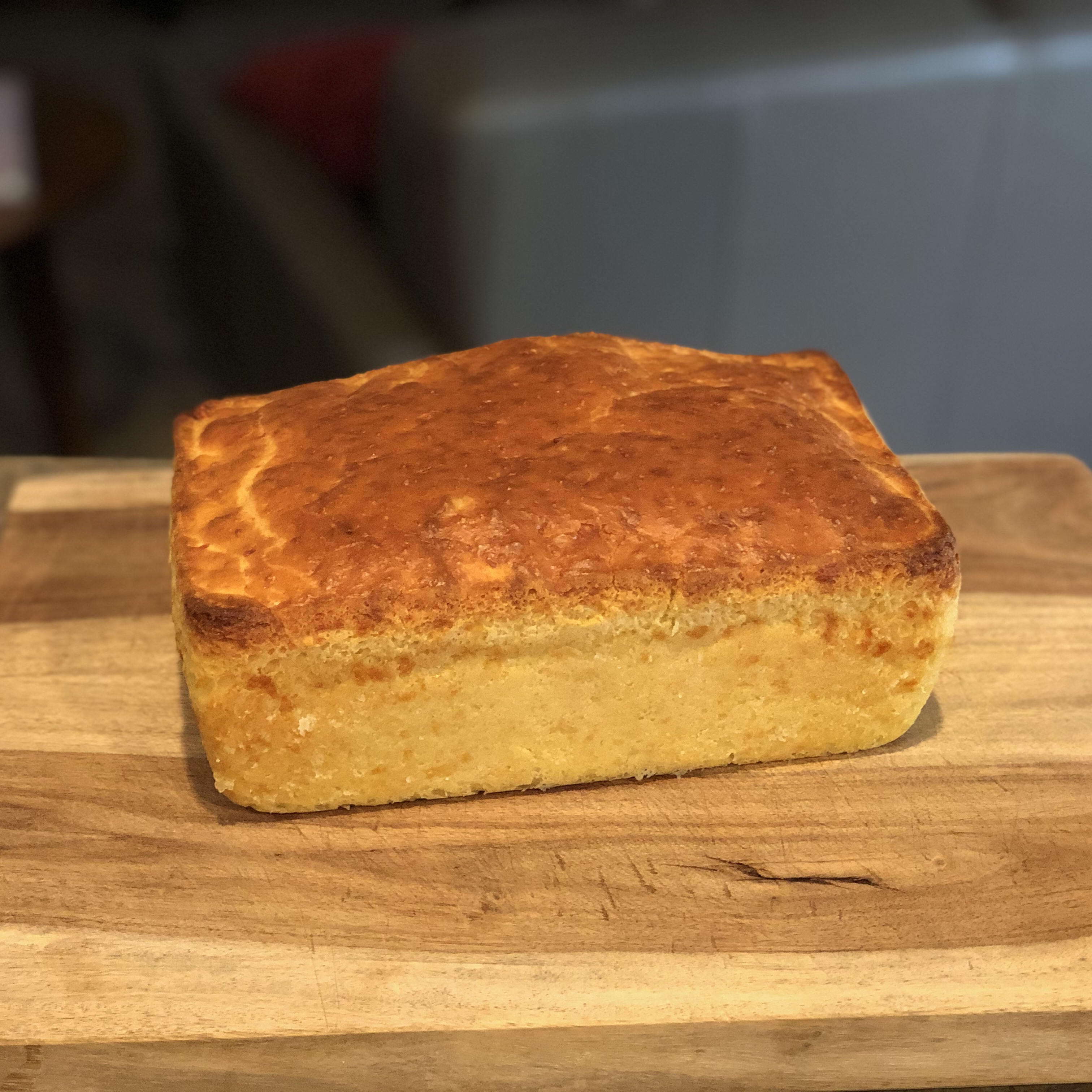 Easy Roman Cheese Bread Jeff Kriegel