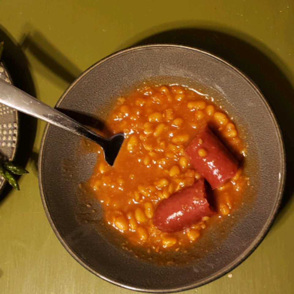 Wieners and Beans