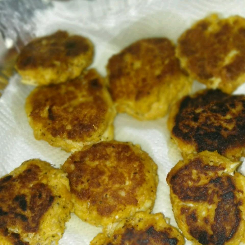 Crab Cakes III Charisma Washington