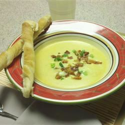 Beer Cheese Soup V Roni