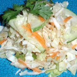 Matt's Garlic Salad