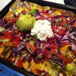 Veggie Nacho Salad