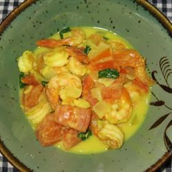 Thai Style Shrimp lillpup
