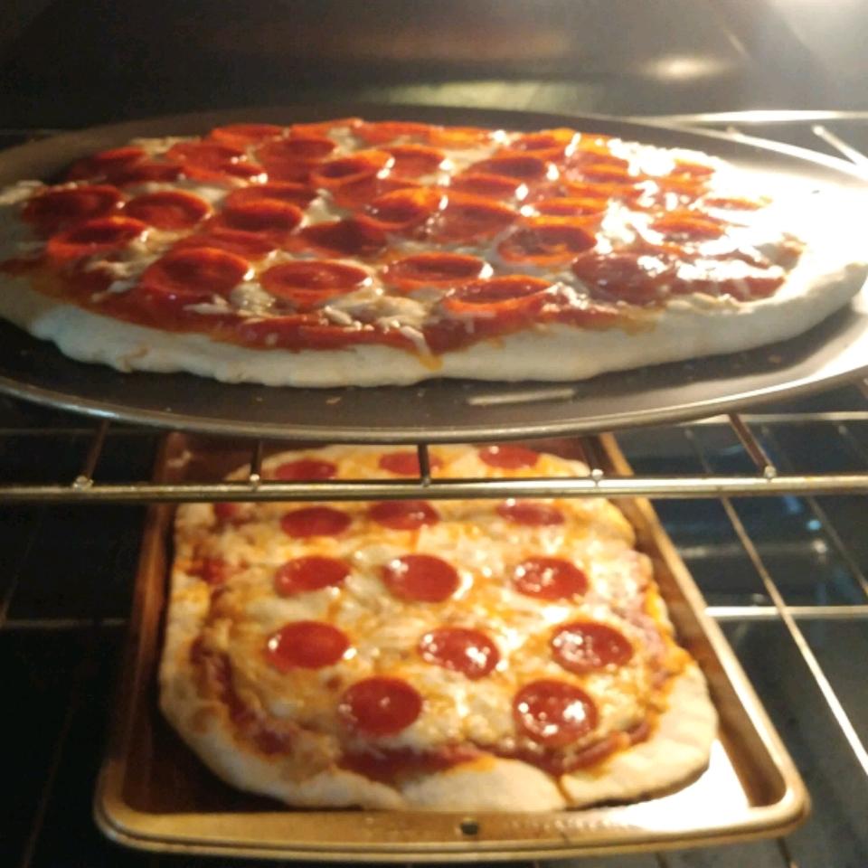 Basic Pizza Dough Kelsey Bennett