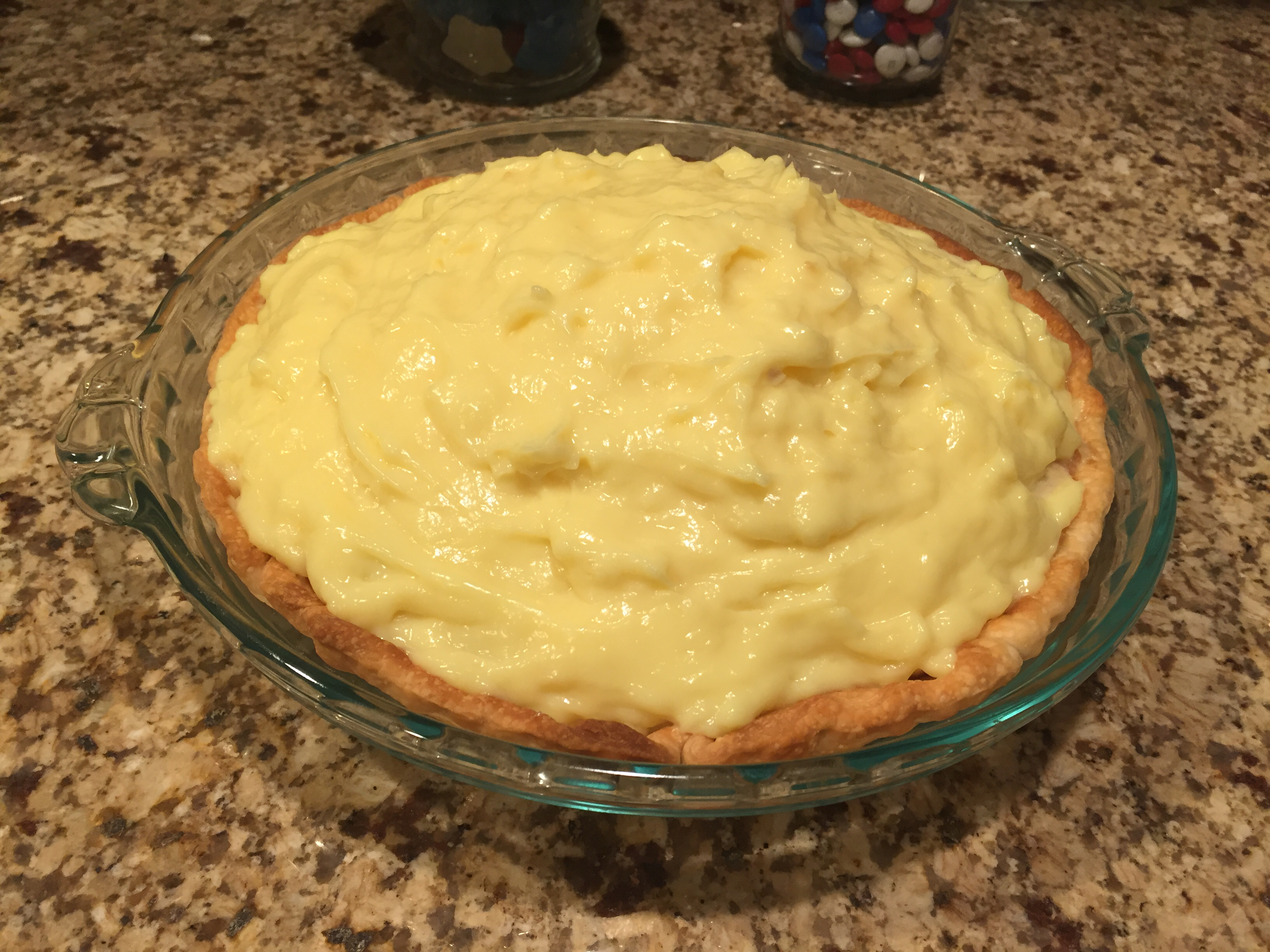 Old English Cream Pie Filling