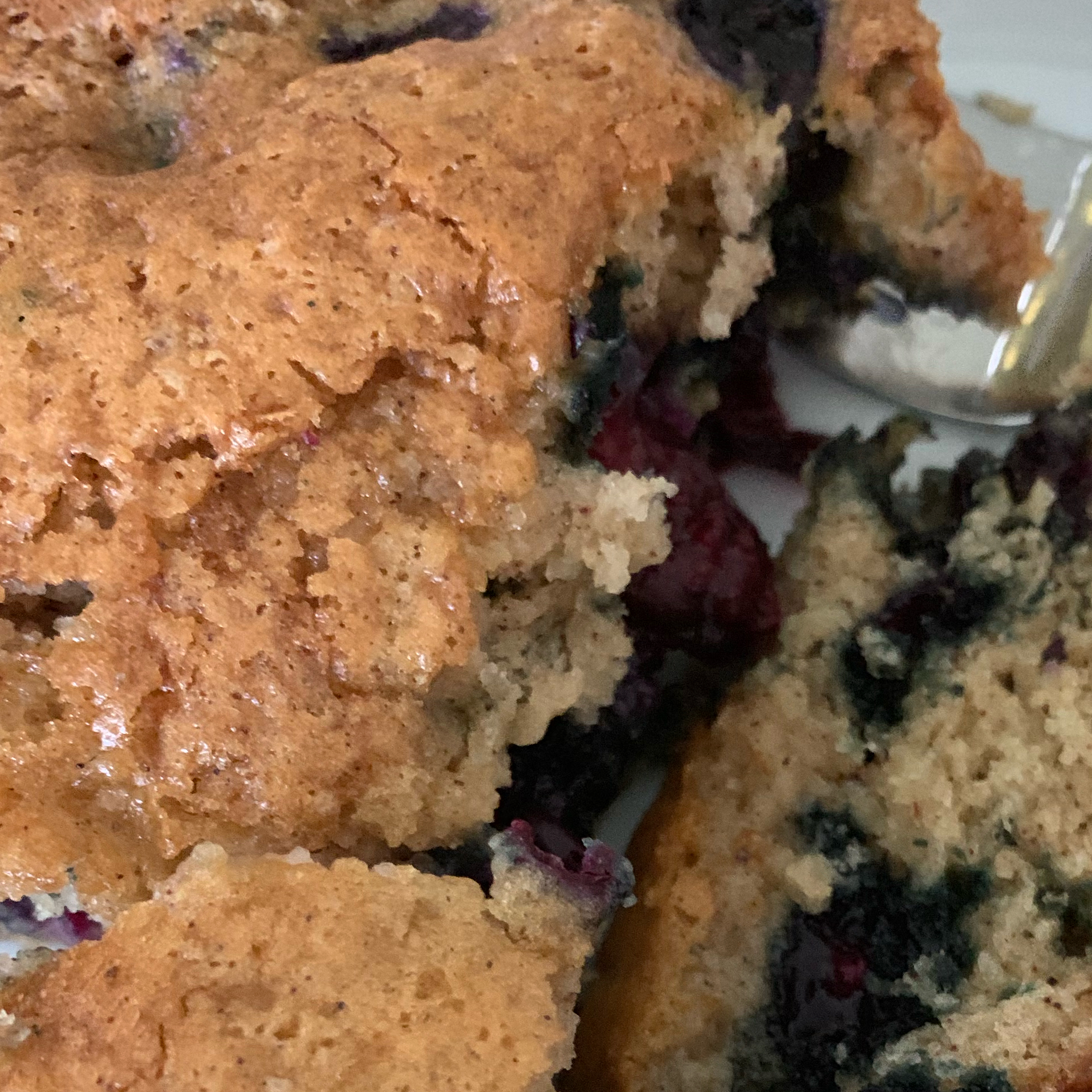 Heirloom Blueberry Cake