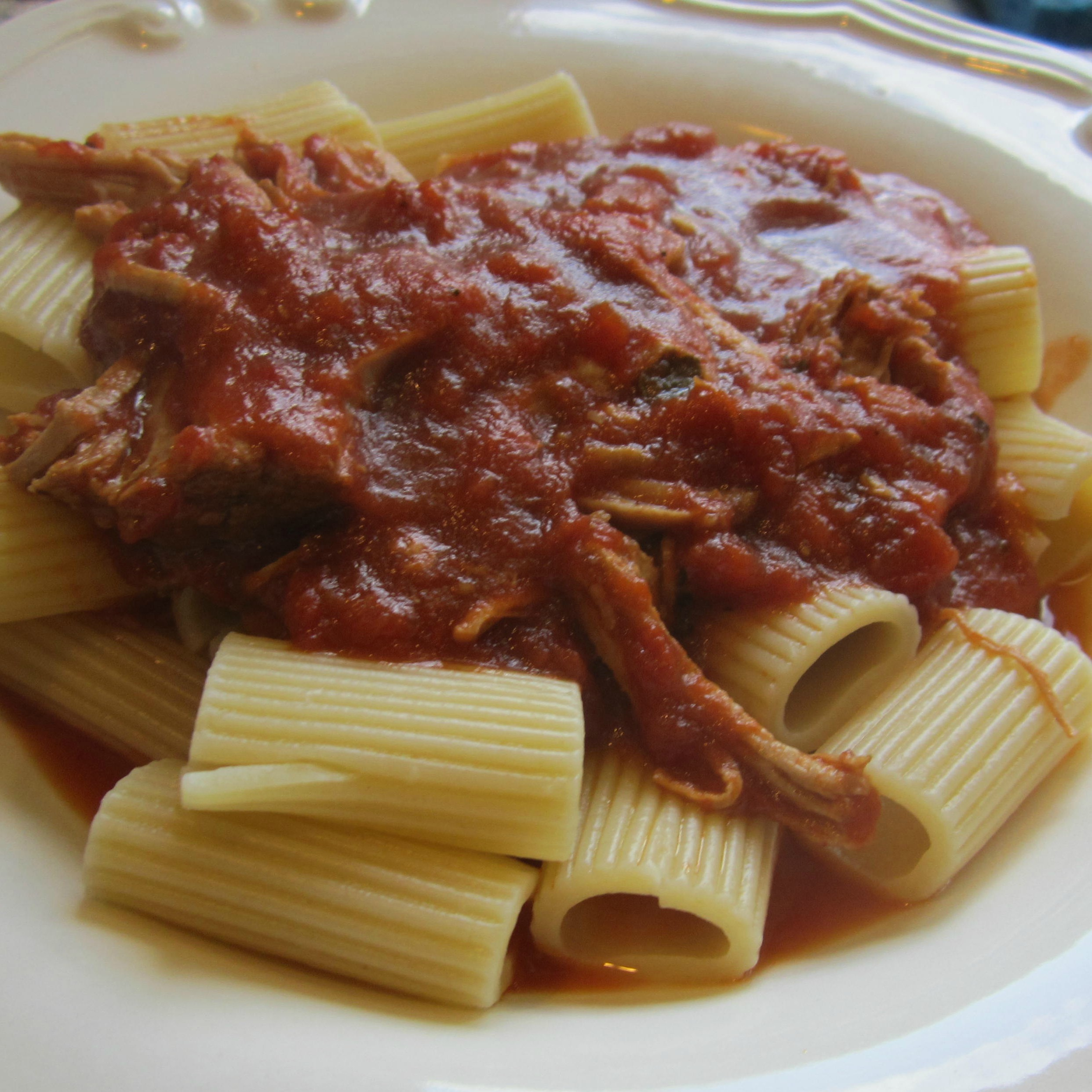 Homemade Pulled Pork Ragu in an Instant Pot® Deb C