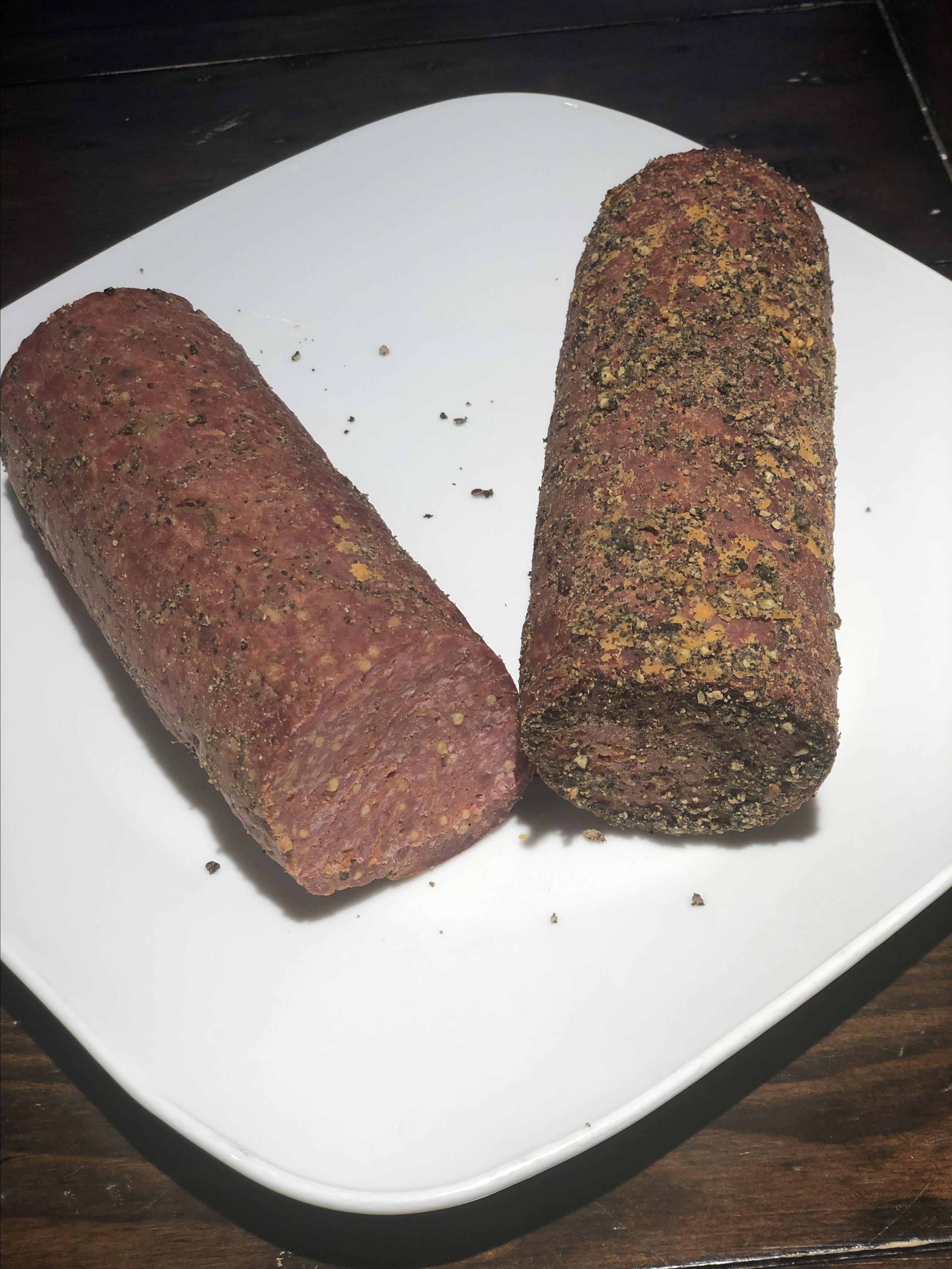 Sandy's Summer Sausage Catsanj