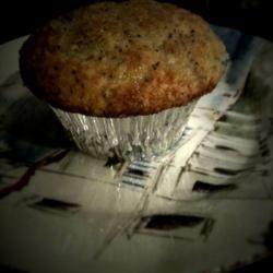 Lemon Poppy Seed Muffins I Jodie Ostrowski