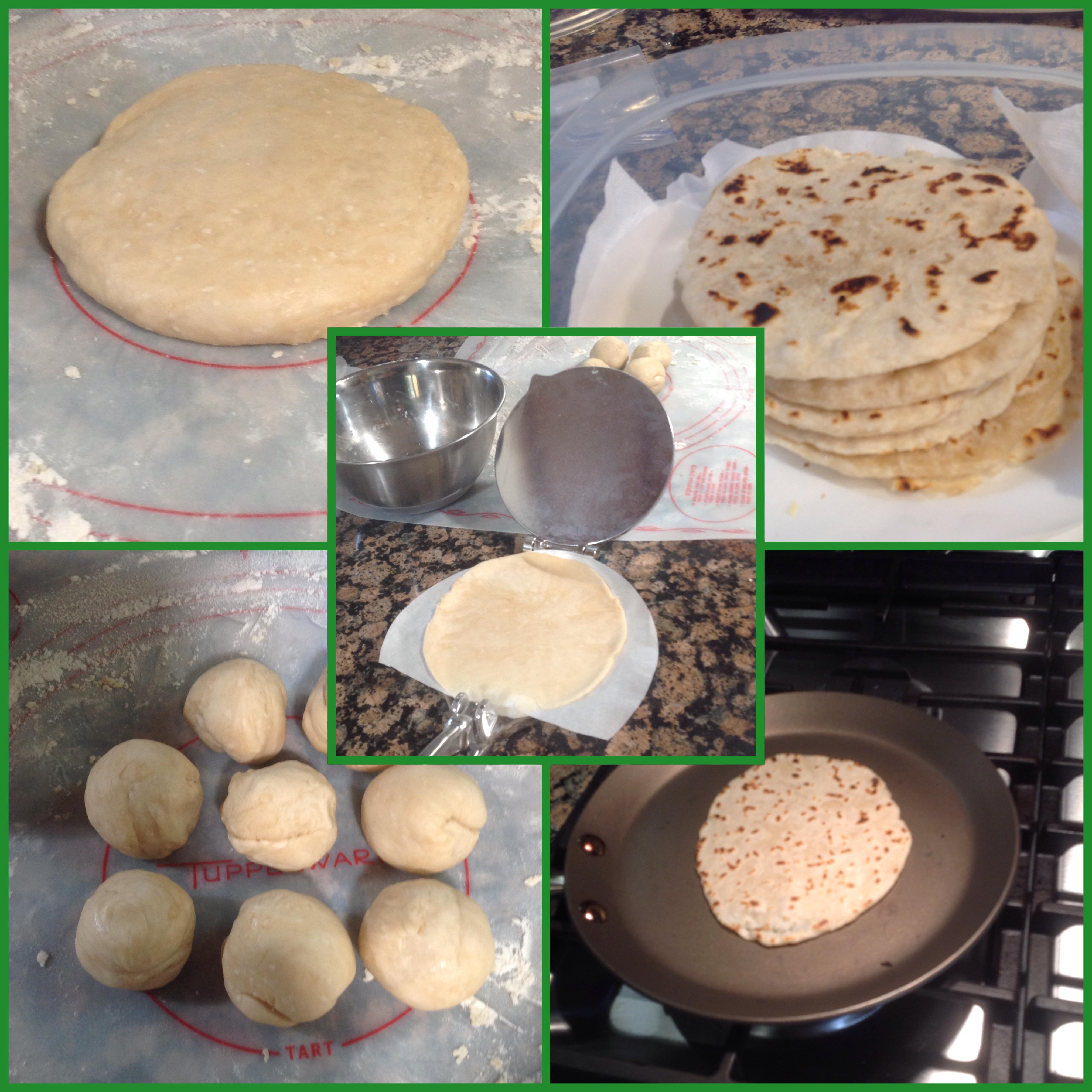 Chef John's Flour Tortillas