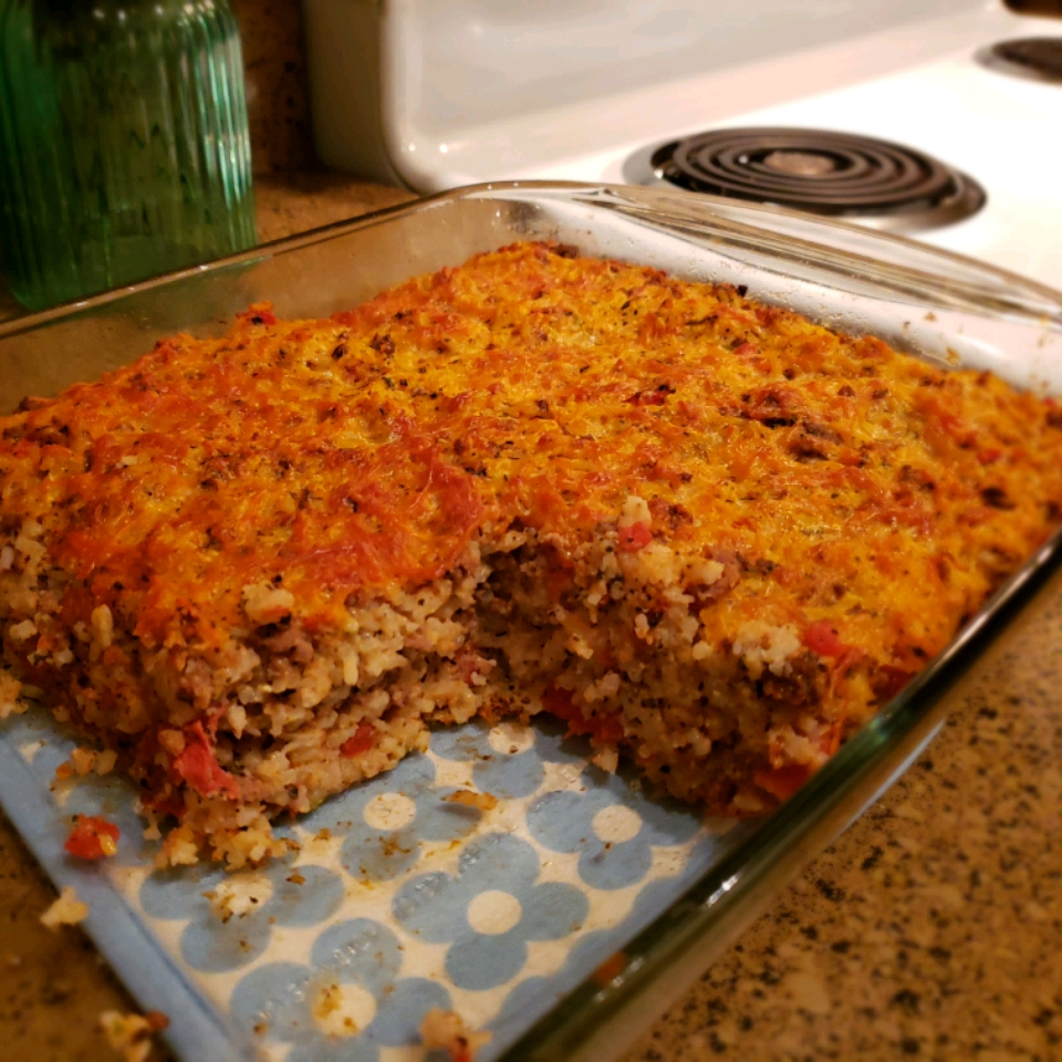 Baked Rice (Ross Fil-Forn)
