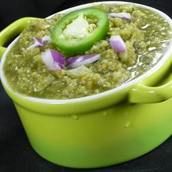 Chihuahua-Style Salsa Verde Soup Loving Nicole