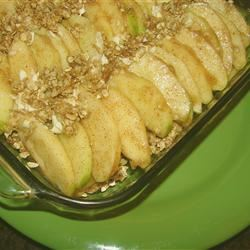 Moist Apple Crisp GodivaGirl