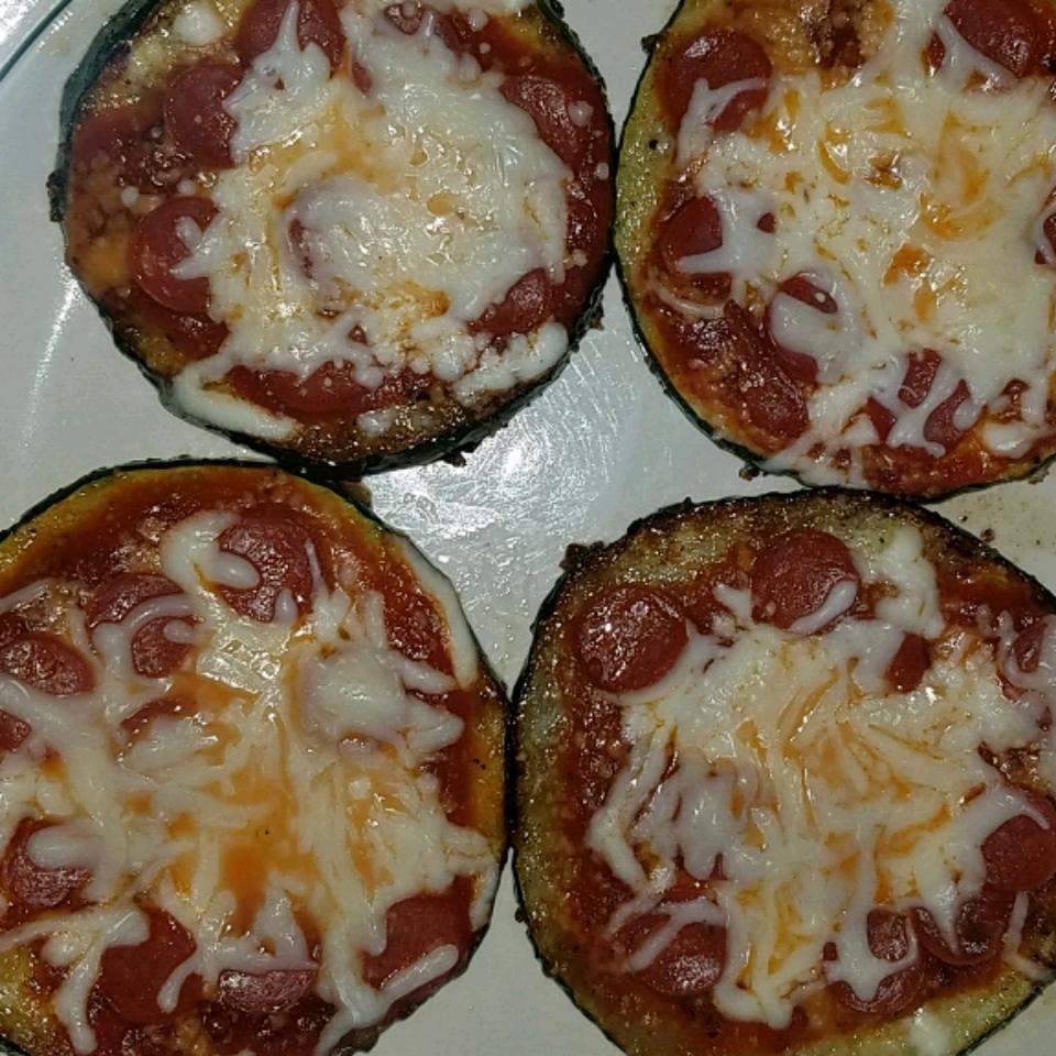 Zucchini Pizza Christi