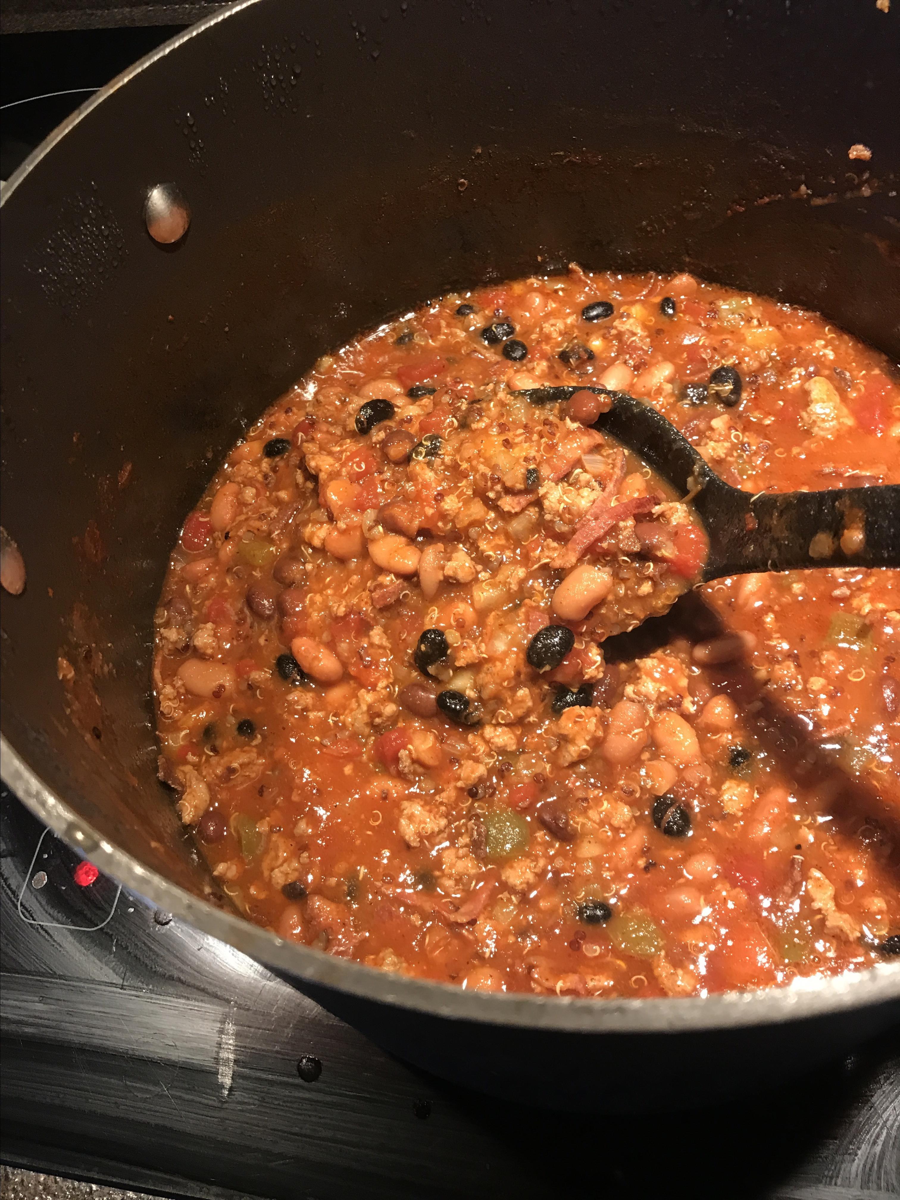 Simple Turkey Chili Recipe Allrecipes