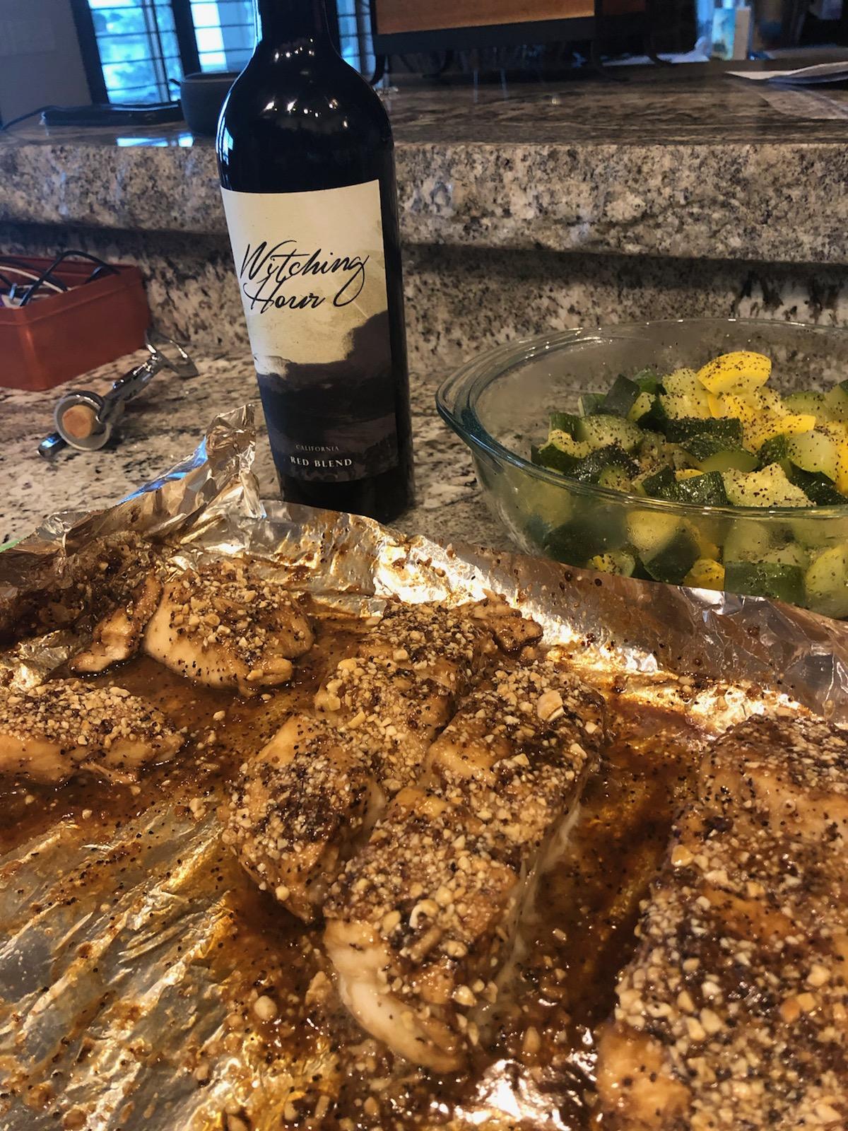 Barbeque Halibut Steaks Phil Morrison