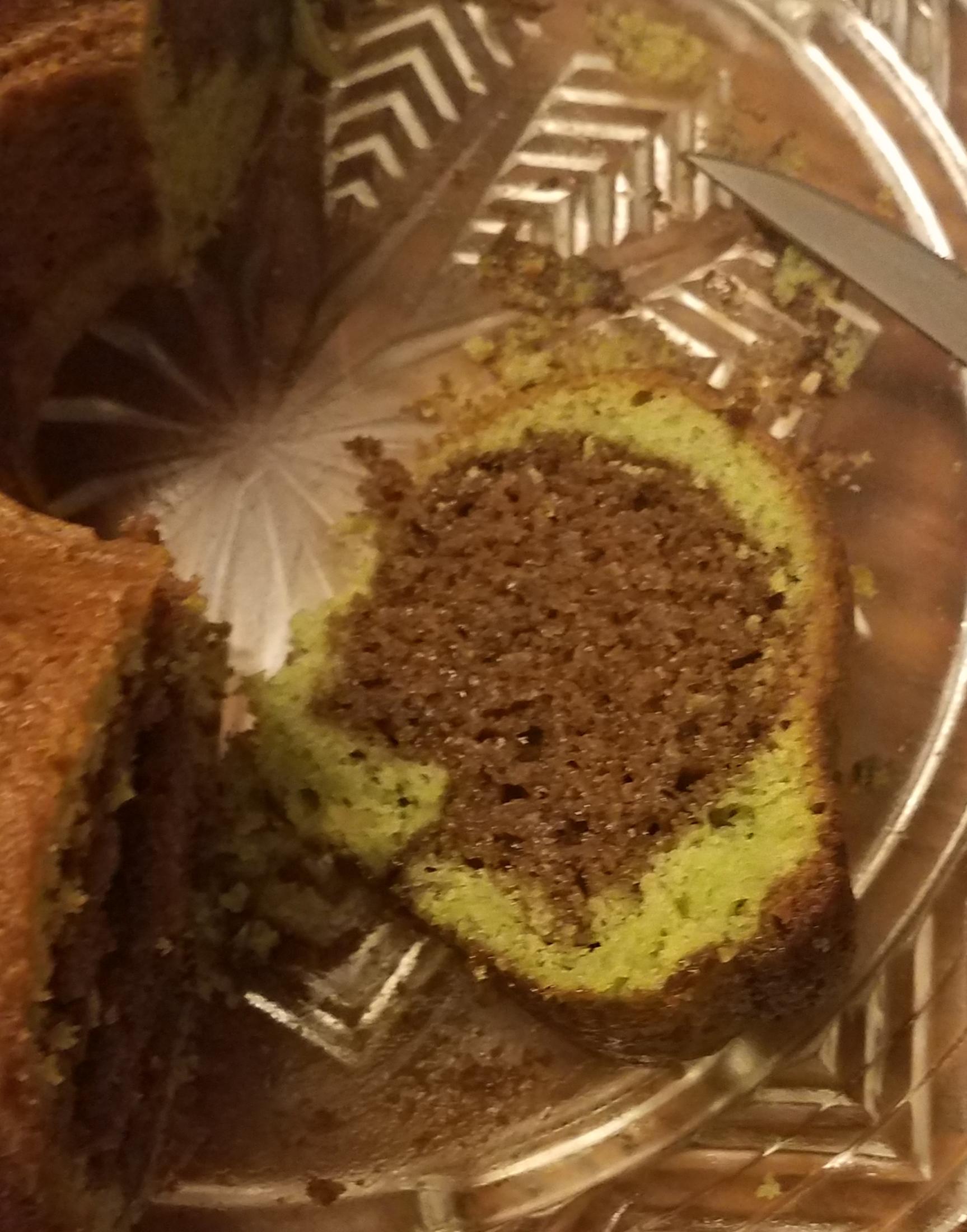 Pistachio Cake IV