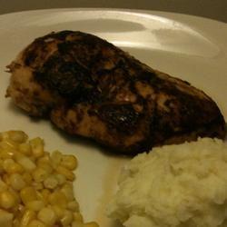 Blackened Chicken