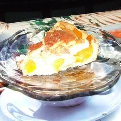 Award Winning Peaches and Cream Pie Sudarat Poonapirat