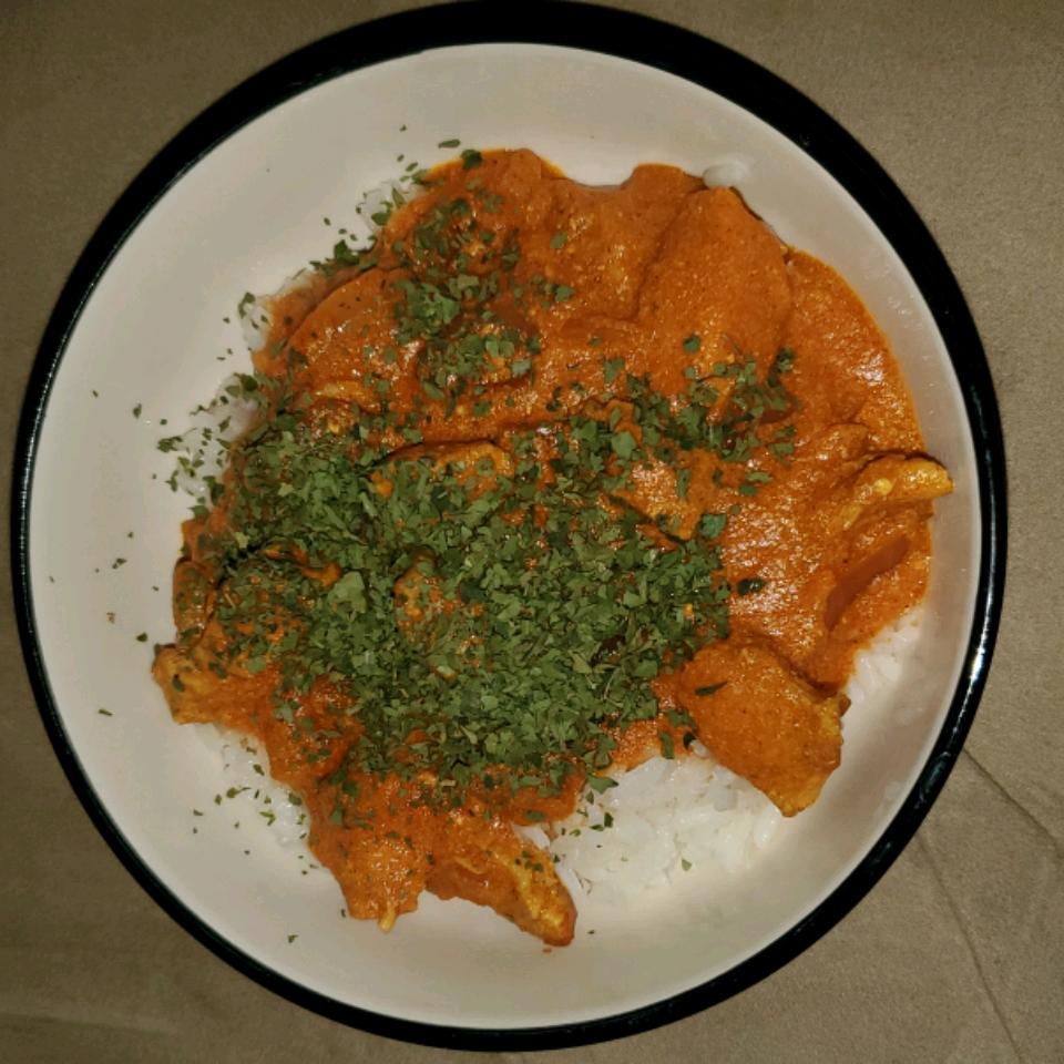 Indian Butter Chicken (Chicken Makhani) Kira Cook