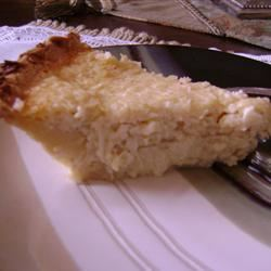 Coconut Custard Pie IV Nandabear