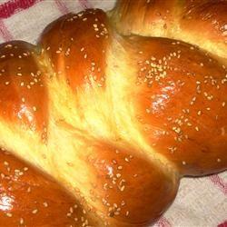 Braided Egg Bread Jennifer Lias Payne