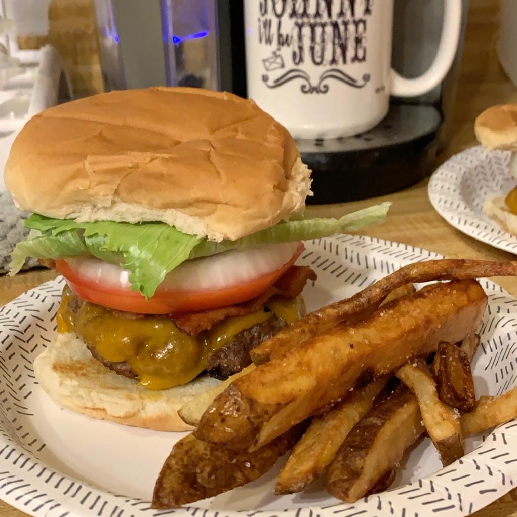 Jack 'n' Coke® Burgers