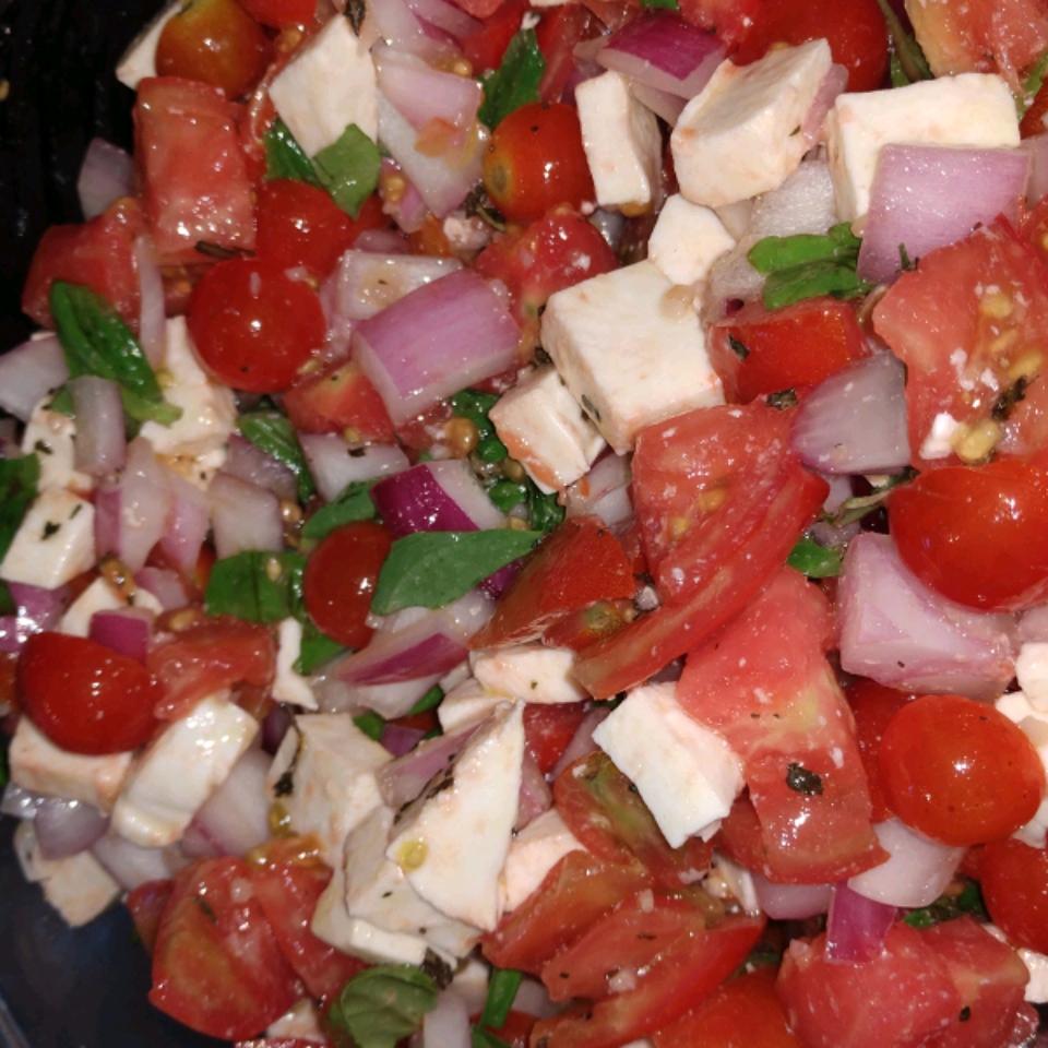 Bruschetta Salad Anne