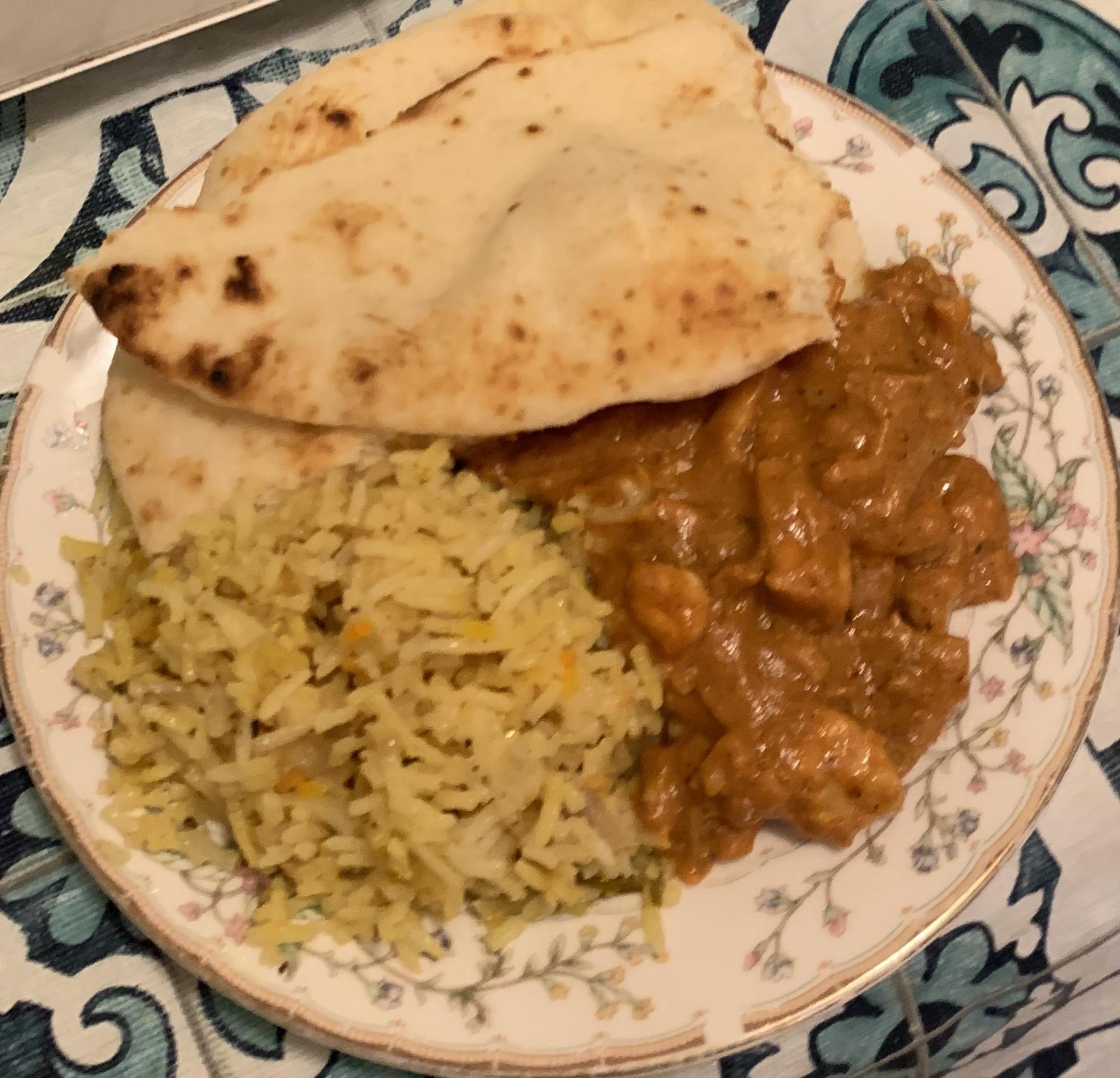Chicken Makhani (Indian Butter Chicken)