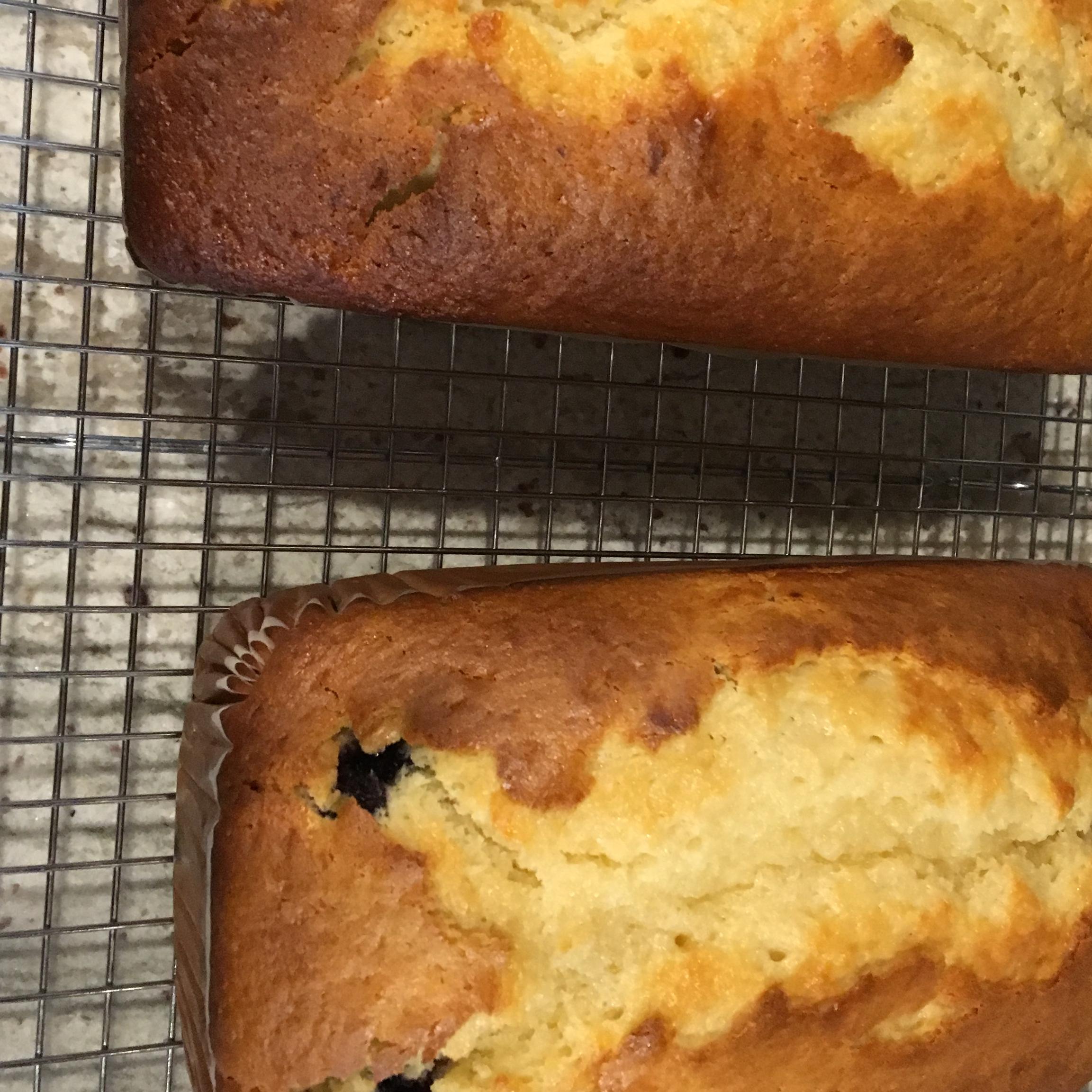 Blueberry Cream Muffins masterchefjj