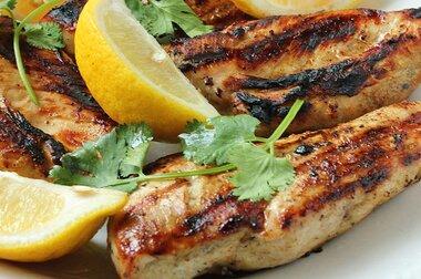 Greek Style Garlic Chicken Breast Recipe Allrecipes