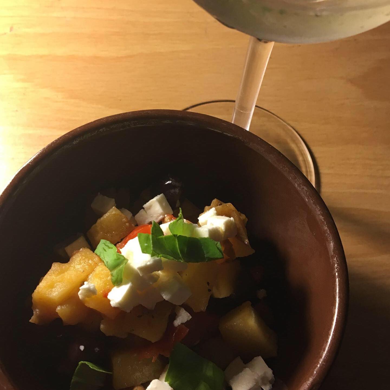 Greek Potato Stew KJayCee