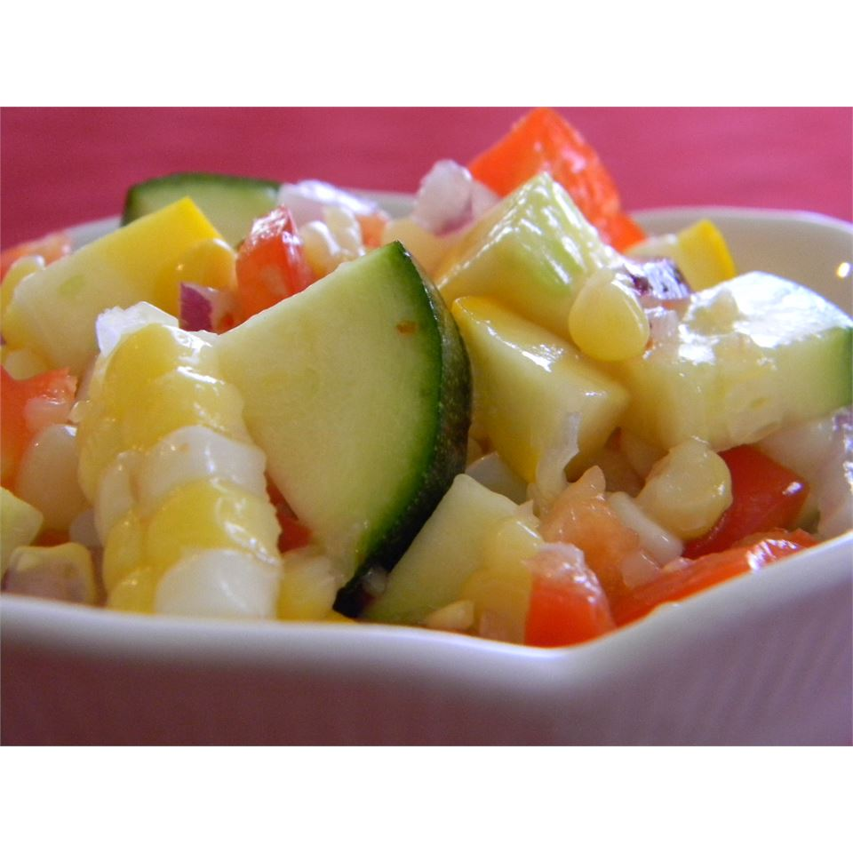 Kristi's Corn Salad Baking Nana
