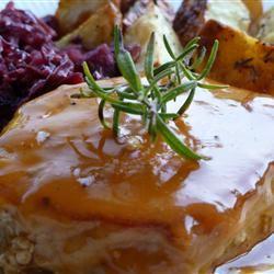 Fennel Pork Chops