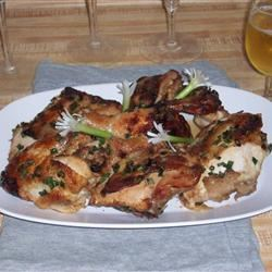 Baked Asian-Style Honey Chicken RYNOTN
