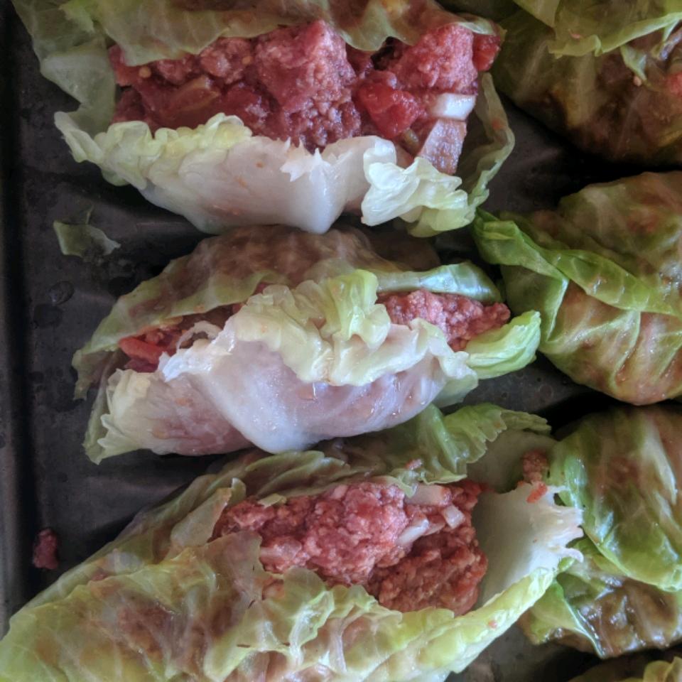 Cabbage Tamales