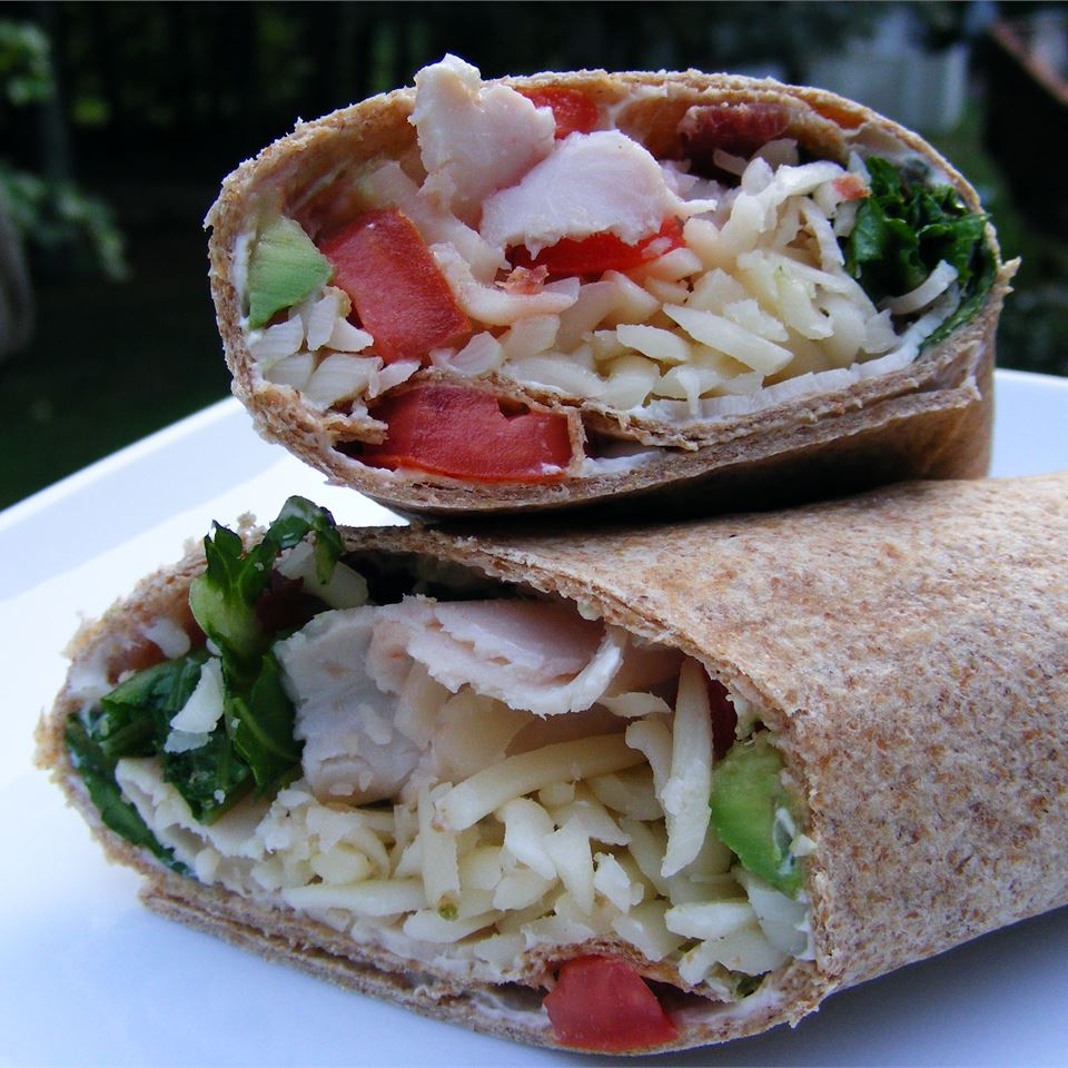 Turkey Wraps abapplez