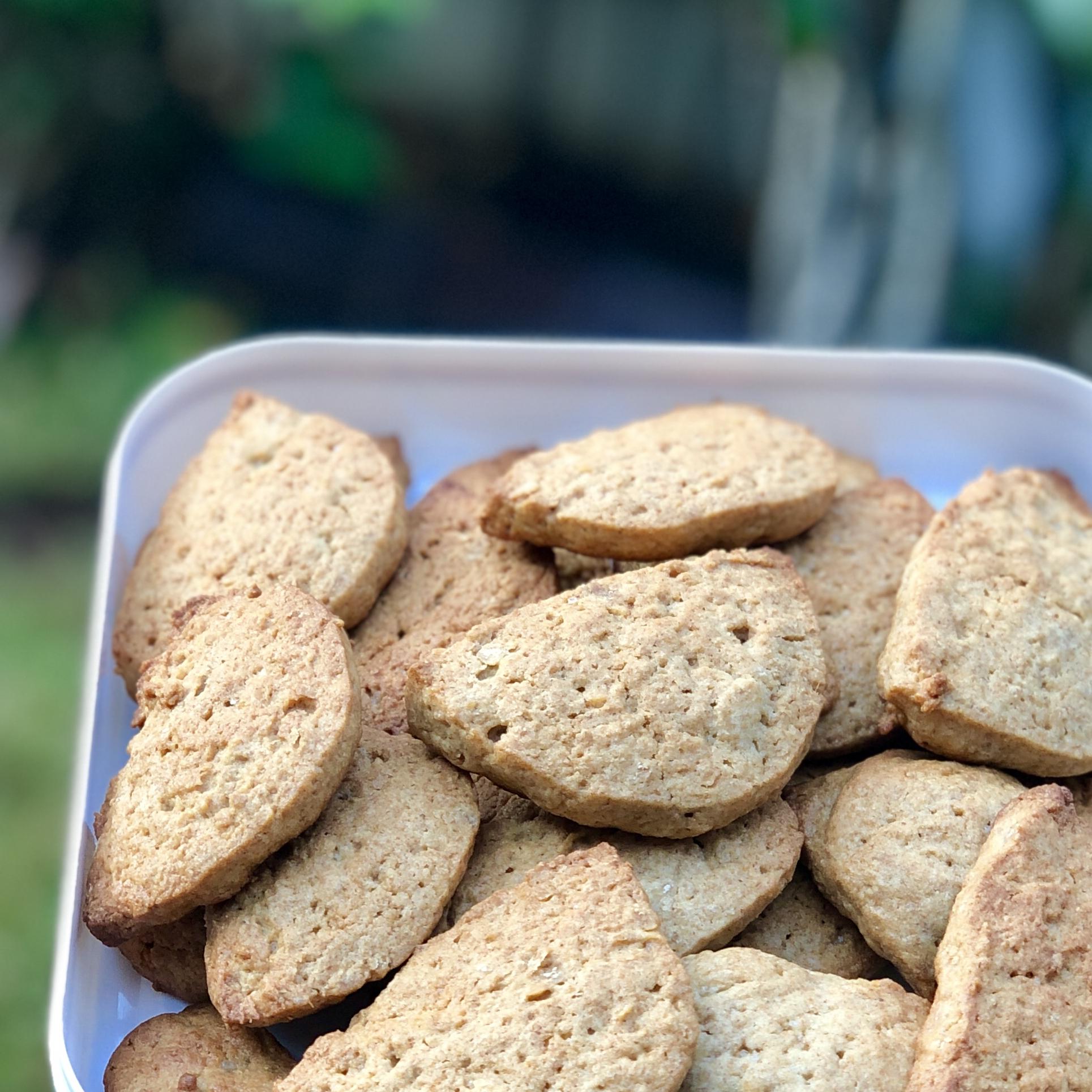 Sweet Sourdough Cookies Artangle Dyah