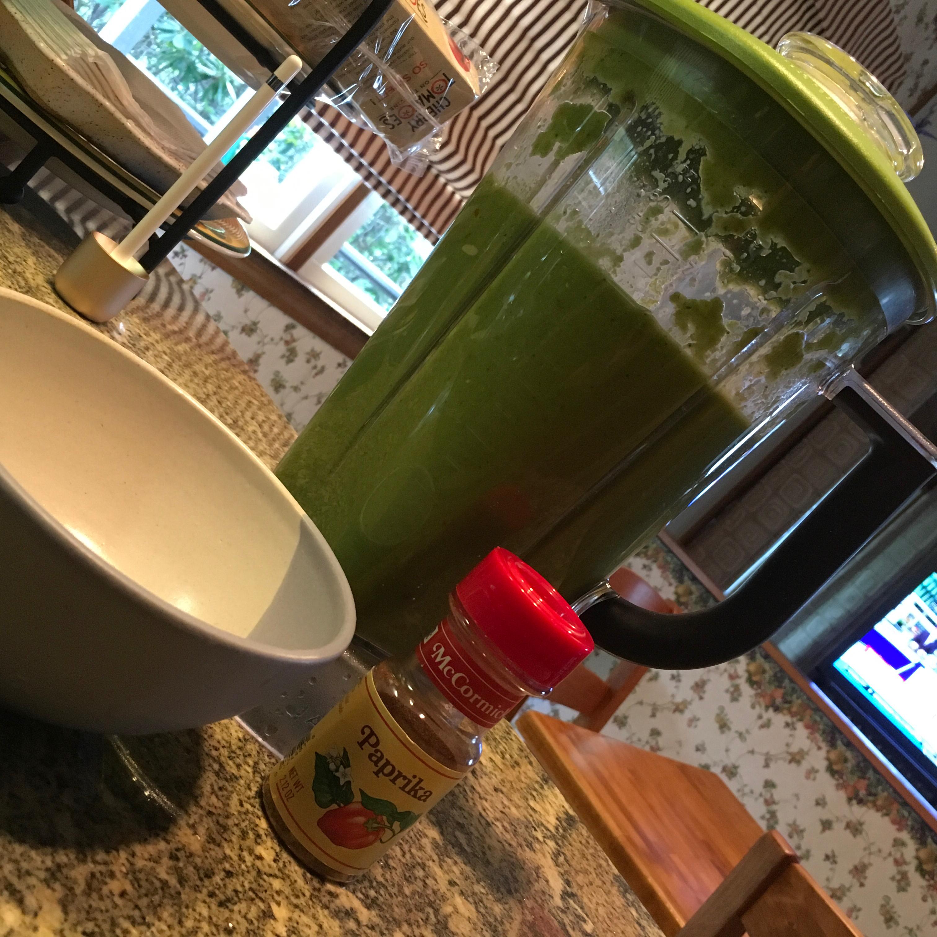 Summer Vegetable Soup Lori Andrews Carpenter
