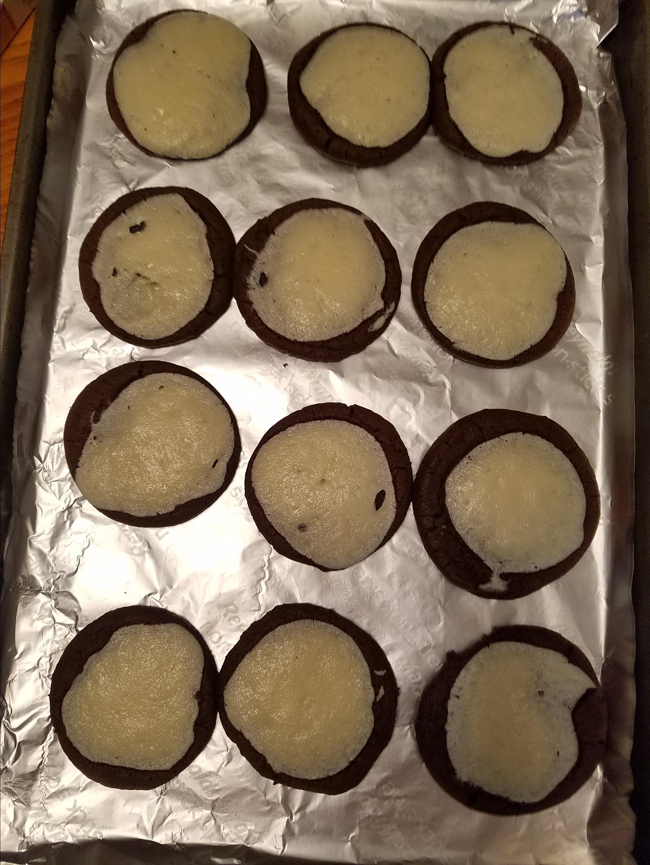 Chocolate-Cheesecake Cookies Joseph Tudda