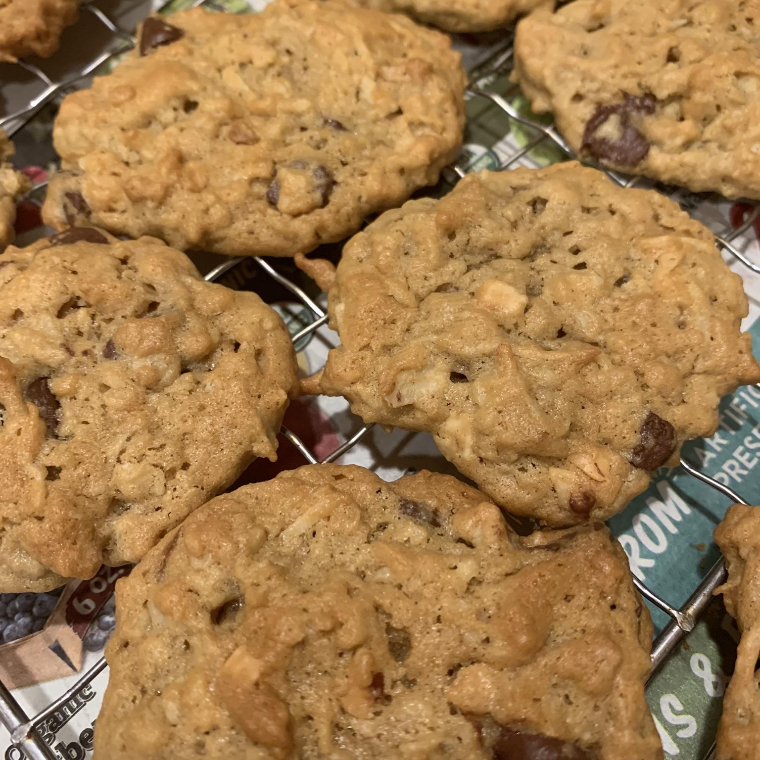 Peanut Butter Crunch Cookies JDANCER1