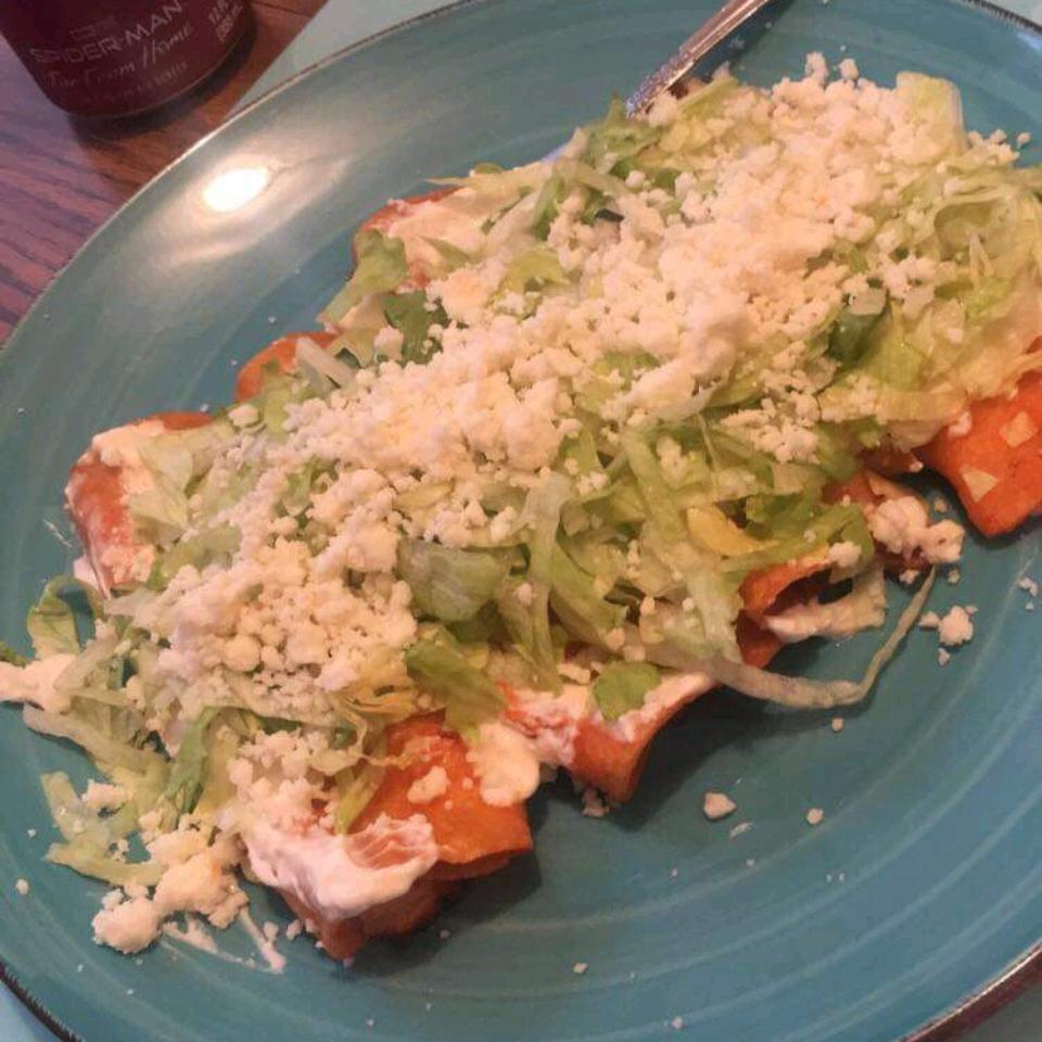 Authentic Mexican Enchiladas Haley Chavez