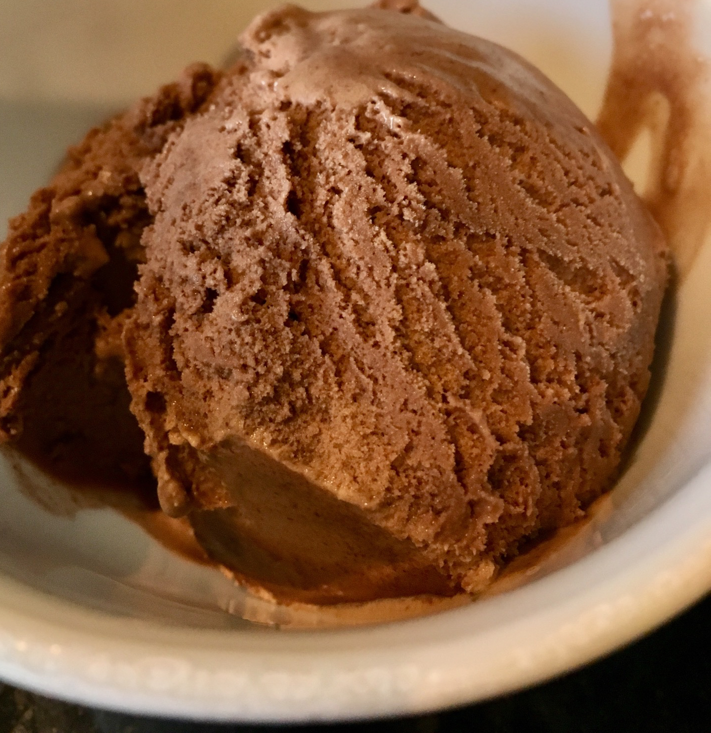 Very Chocolate Ice Cream