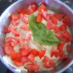 White Bean Dip with Pine Nuts Kristin Licavoli