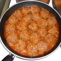 Melinda's Porcupine Meatballs kw88