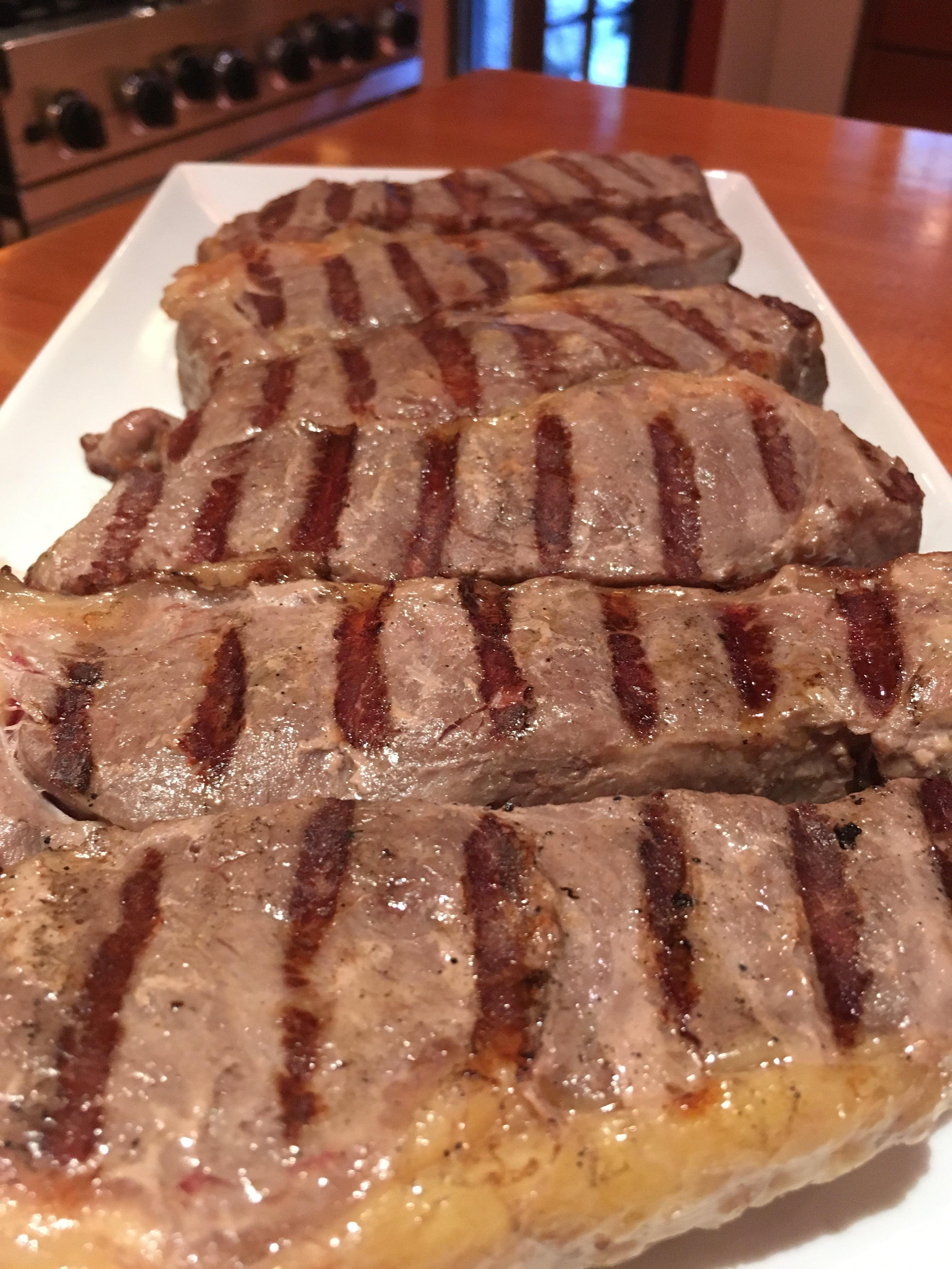 Sous Vide Steak Marianne